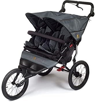 Out N About Nipper Sport Double Stroller